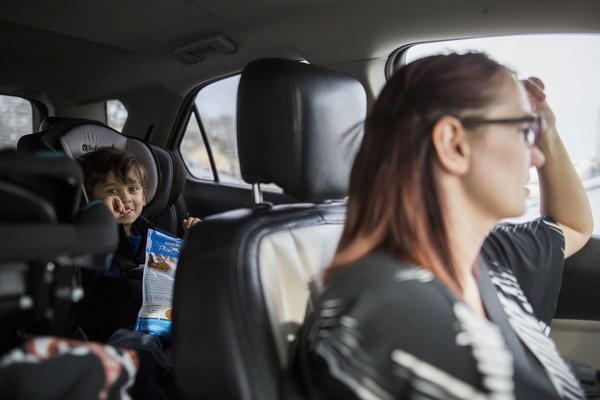 Up until a week ago, Bri Rodriguez was spending nearly two hours in her car picking up her 4-year-old son, Ryker, and toddler, Rocky, from different child care centers.