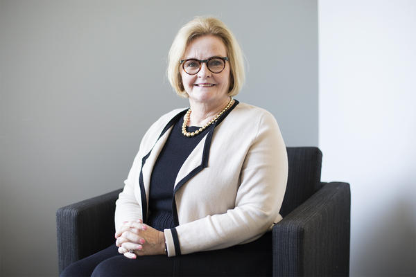 U.S. Sen. Claire McCaskill, D-Mo., leaves office in early January after her defeat in November 2018.