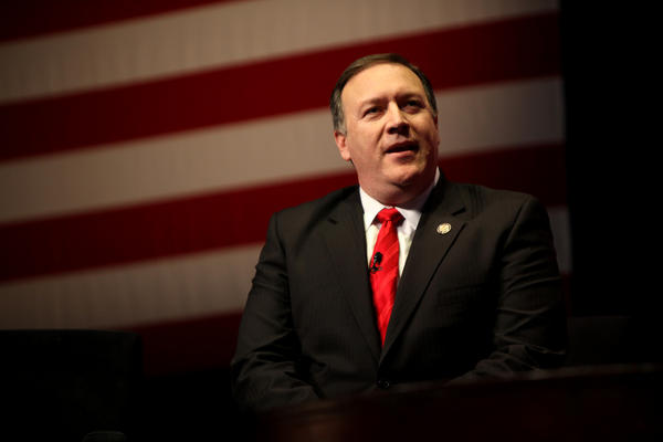 U.S. Secretary of State Mike Pompeo in 2012, when he was a congressman.