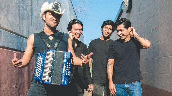 This week on Alt.Latino's weekly music round-up includes a re-imagined <em>conjunto</em> punk track from Piñata Protest.