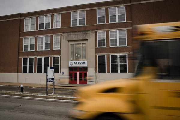 Leaders at St. Louis College Prep plan to close and sell the school to a nearby charter school because of financial turmoil caused by an investigation into falsified attendance records.