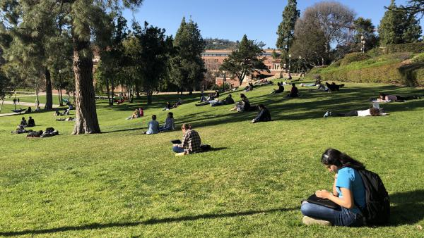 Students at UCLA and elsewhere are not surprised at the admissions cheating scandal rocking the higher education world. They are more frustrated, and cynical. UCLA was one of the institutions caught up in the scam.