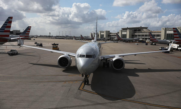 The Federal Aviation Administration called for the grounding of Boeing's 737 Max planes on Wednesday. Boeing is facing a test of its notable influence in Washington.