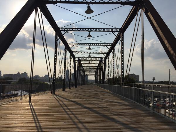The Hays Street Bridge