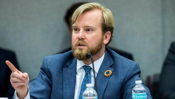 House Criminal Justice Chairman James Grant, R-Tampa