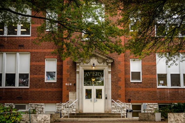 Avery School is among the overcrowded elementary schools in Webster Groves. The district is seeking voter approval to take out a $22 million bond for facility renovations.