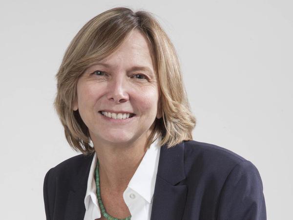Senior Vice President of News and Editorial Director Nancy Barnes