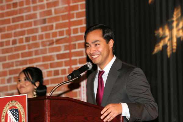 Joaquin Castro in 2010.