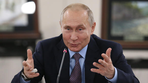 Russian President Vladimir Putin has thoroughly denied interfering in the 2016 U.S. presidential election, although special counsel Robert Mueller's investigation has uncovered numerous ties to the Russian government.