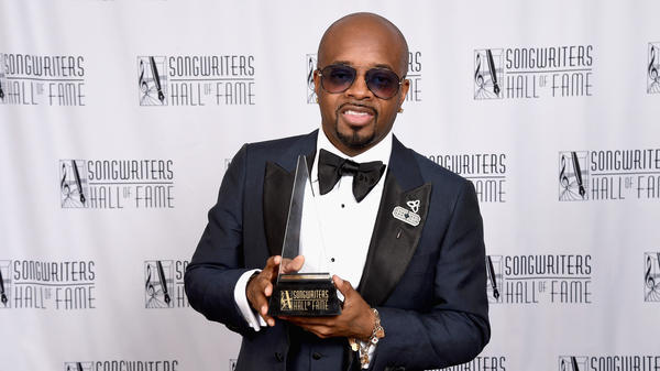 Inductee Jermaine Dupri at the Songwriters Hall of Fame 49th Annual Induction and Awards Dinner on June 14, 2018 in New York City.