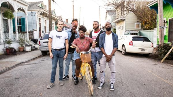 Tank and The Bangas are set to release their major-label debut on May 3.