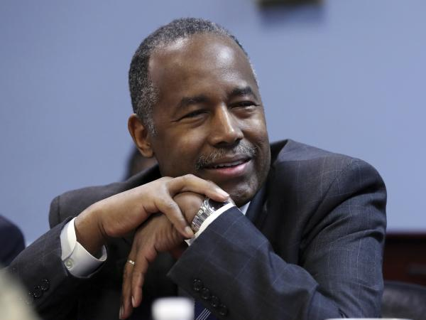 """Facebook is discriminating against people based upon who they are and where they live,"" Housing and Urban Development Secretary Ben Carson said in a statement."