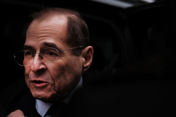 House Judiciary Committee Chairman Jerry Nadler, D-N.Y., had given Attorney General William Barr until Tuesday to submit a complete version of special counsel Robert Mueller's report, including underlying evidence.
