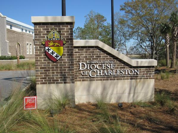 The Pastoral Center for the Catholic Diocese of Charleston in Charleston, South Carolina.