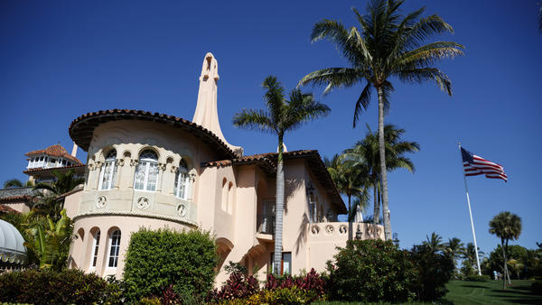A woman has been charged with attempting to illegally gain access to Mar-a-Lago, President Trump's private golf club.