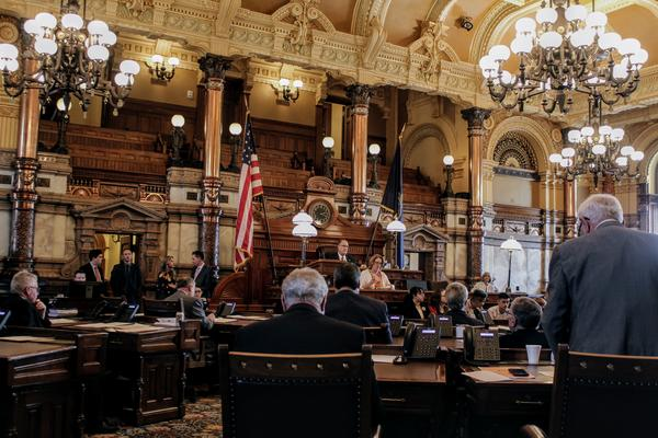 The political aspirations of leaders in the Kansas Senate have complicated the debate over whether the state should expand Medicaid coverage.