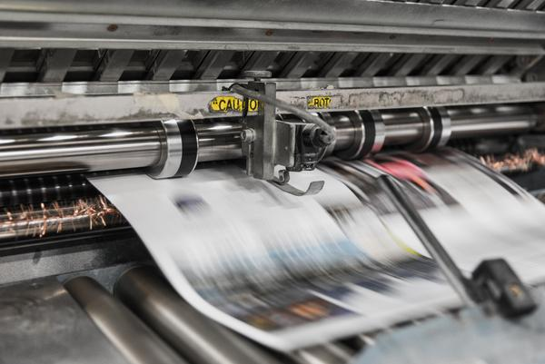 A recent report from the Associated Press says that 1,400 newspapers nationwide have gone out of print in the past 15 years.