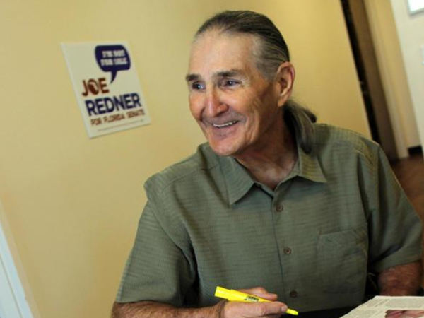 Joe Redner says he will appeal a decision by the 1st District Court of Appeals.