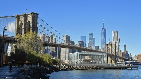 "New York's Brooklyn Bridge is one of more than 47,000 bridges identified as ""structurally deficient,"" according to the annual report from the American Road and Transportation Builders Association."