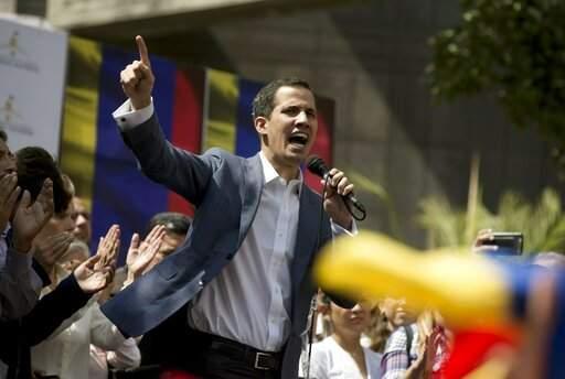 Juan Guaidó, Venezuela's interim president, faces an uncertain political future after President Nicolas Maduro loyalists stripped him of immunity Tuesday.