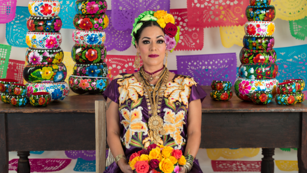 Hear Lila Downs' new Peruvian cumbia classic on this week's <em>Alt.Latino</em> music roundup.