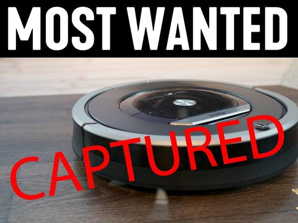 Three seasoned deputies — one with at least 20 years on the force — a detective who happened to be in the area, and two canine officers all responded to the call of a burglary in progress at a Cedar Hills home near Portland, Ore. Instead, they found a trapped robotic vacuum cleaner.