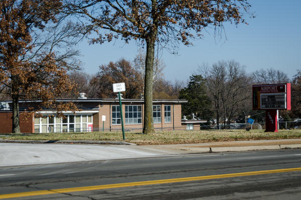 Airport Elementary School in Berkeley will close this year under a redistricting plan of the Ferguson-Florissant School District. Some residents are suing to keep it open.
