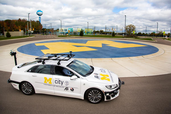 Walter Lasecki, an assistant professor of computer science and engineering at the University of Michigan, joined Stateside to discuss his work on autonomous vehicles and safety.