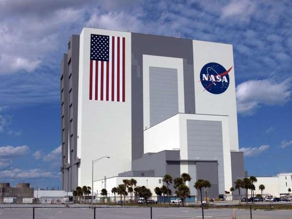 DeSantis has been promoting facilities at Cape Canaveral as the natural location for a Space Force Base.