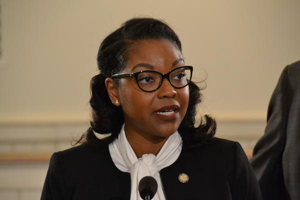 Ohio House Minority Leader Emilia Sykes