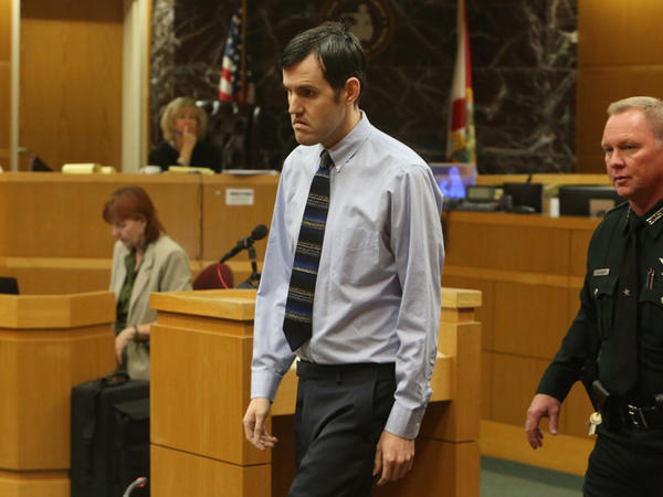 Jurors in the John Jonchuck trial on Monday began debating whether he was insane or not when he threw his daughter off a Tampa Bay area bridge four years ago.