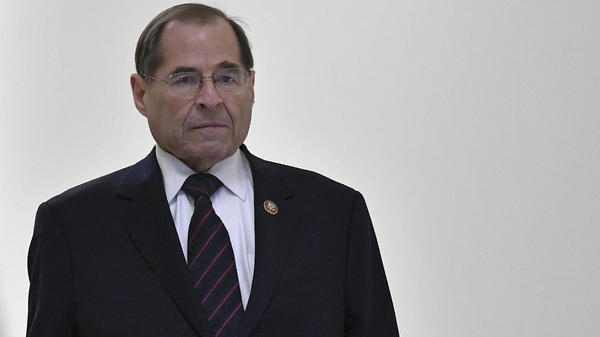 "House Judiciary Committee Chairman Jerry Nadler has said, ""This committee requires the full report and the underlying materials because it is our job — not the attorney general's — to determine whether or not President Trump has abused his office."""