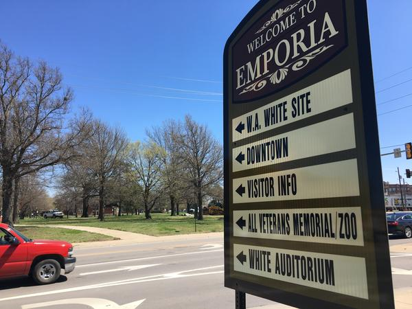 Emporia, Kansas, population 24,700, has always been home to manufacturing. City leaders now hope to bring more technology jobs to the area.