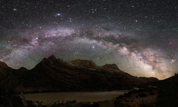 An international certifying body has designated Dinosaur National Monument, which straddles Utah and Colorado, as a Dark Sky Park.