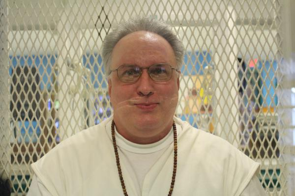 Texas Death Row inmate Patrick Murphy