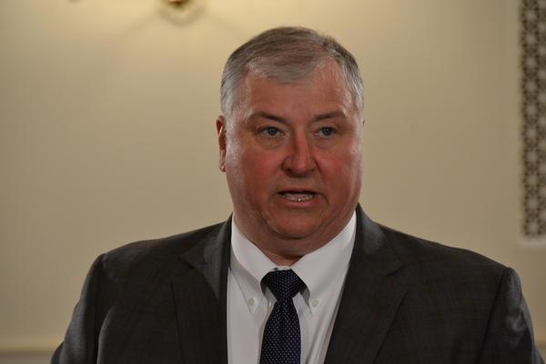 Speaker Larry Householder (R-Glenford)
