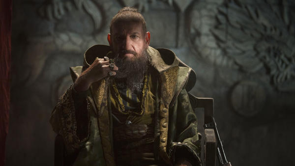 Hollywood's version of <em>Iron Man 3</em> shown in China played down the rather unfortunately named baddie, The Mandarin, played by Ben Kingsley.