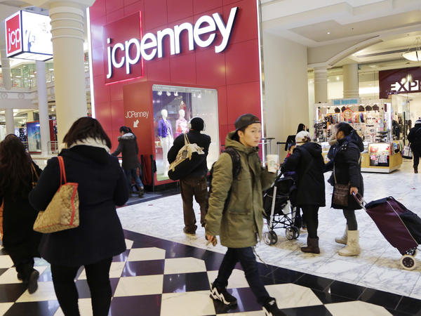 J.C. Penney is among several chains that have announced plans to close stores this year.