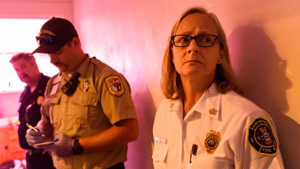 <em></em>Huntington, W.V. Fire Chief Jan Rader is a central figure in the Netflix documentary short <em>Heroin(e)</em>.