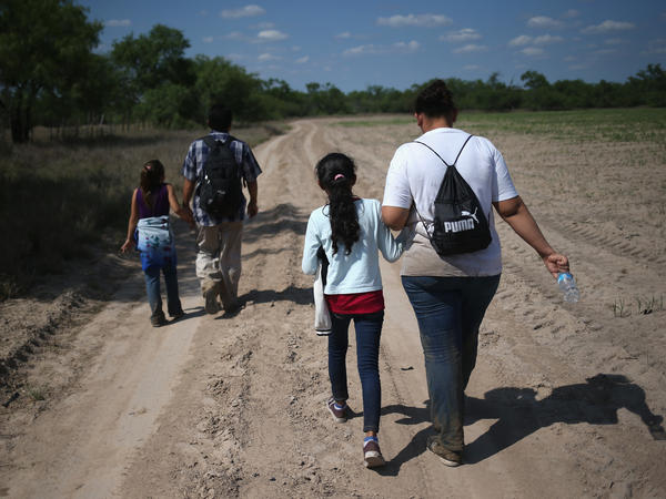 """Women and children arriving from Central America are claiming asylum because, they say, they've been the victims of gangs, or domestic violence, in their home countries. But some critics, like former immigration judge Andrew Arthur, say claiming asylum has become a """"sort of catchall for truly inventive lawyers."""""""