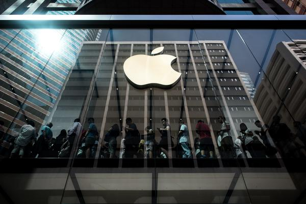 Earlier this month, Apple became the first private-sector company to be worth $1 trillion.