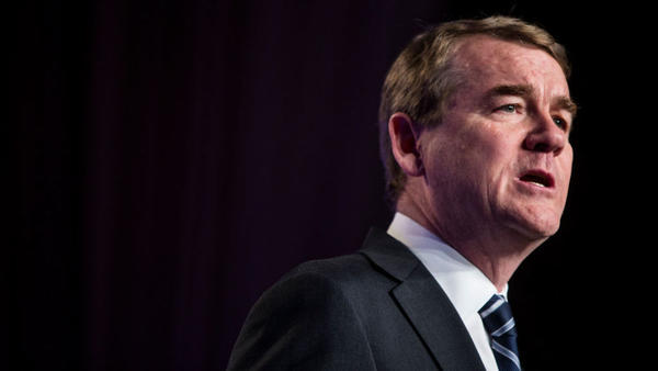 Colorado Sen. Michael Bennet announced last month<strong> </strong>that he had been diagnosed with prostate cancer following a routine physical, delaying his planned White House announcement.