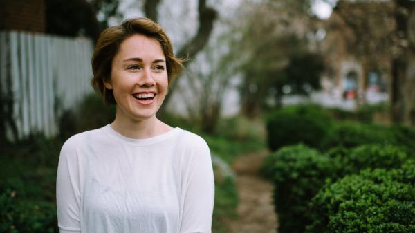Caroline Shaw's album, <em>Orange</em>, is devoted to music for string quartet.
