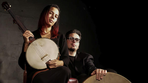 Rhiannon Giddens' new album with Francesco Turrisi, <em>There is No Other</em>, comes out May 3.