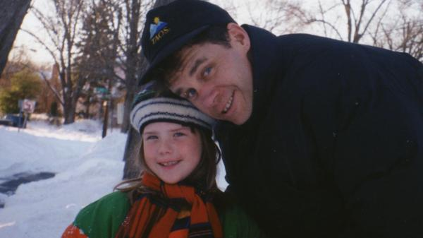 """Erin Lee Carr describes the 2015 death of her father, David Carr, as """"the most profound loss I will ever experience."""""""
