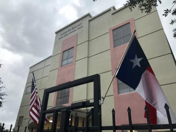 The Judge Ed Emmett Mental Health Diversion Center was dedicated Oct. 1.