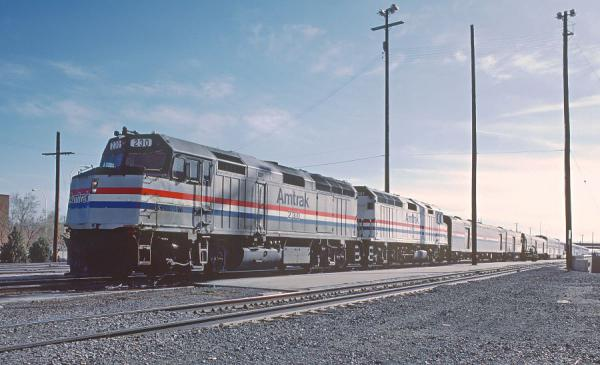 Amtrak has yet to respond to senators about the future of its long-distance routes.