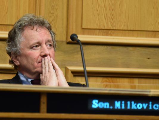 Senator John Milkovich (D-Shreveport)