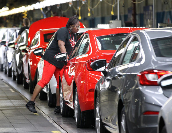 Nearly 4,500 workers have lost their jobs at the General Motors plant in Lordstown since early 2017.