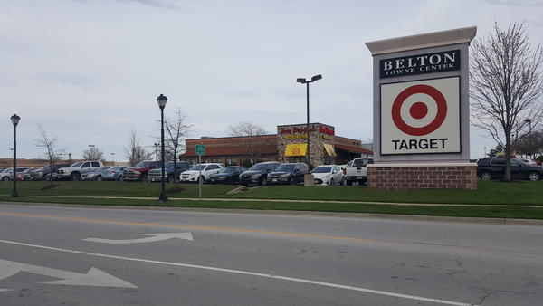 The Belton Towne Center is one of the developments boosted by the use of tax tool called tax increment financing.
